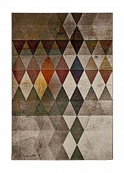 Teppe 133 x 190 cm (wilton) - London Modern (multi)
