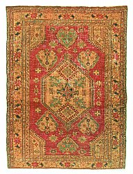 Persisk teppe Colored Vintage 193 x 145 cm