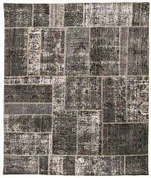 Persisk teppe Colored Vintage Patchwork 255 x 207 cm