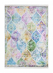 Teppe 200 x 290 cm (wilton) - Colourful Bell (multi)