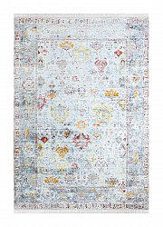 Teppe 160 x 230 cm (wilton) - Colourful Frame (multi)