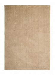 Teppe 160 x 230 cm (ryeteppe) - Soft dream (brun)