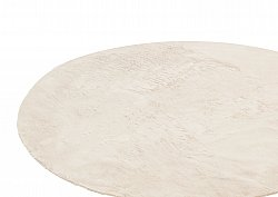 Runde tepper - Aranga Super Soft Fur (beige)