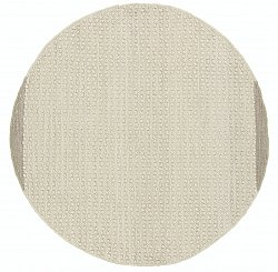 Runde tepper - Cartmel (beige/beige)