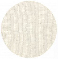 Runde tepper - Coastal (cream)
