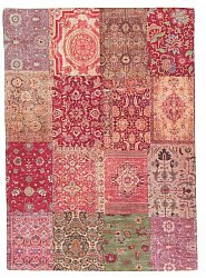Wilton-teppe - Antique Patch (multi)