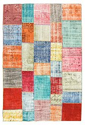 Persisk teppe Colored Vintage Patchwork 300 x 200 cm