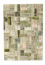 Persisk teppe Colored Vintage Patchwork 230 x 160 cm