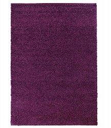 Moderne Lilla teppe - klassiske og moderne lila tepper - Trendcarpet ZX-92