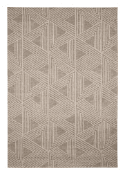Wilton-teppe - Paris Abstrakt (beige)
