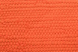 Filleryer Large - Silje (orange) 170 x 240 cm